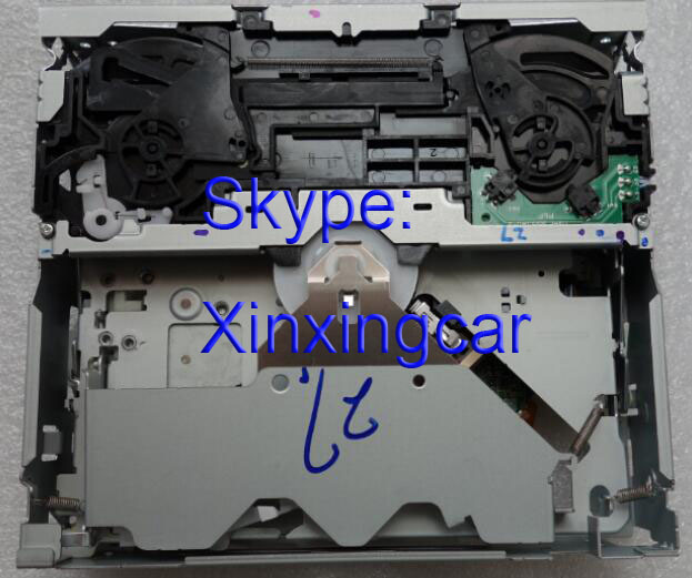 Matsushita new style single CD loader mechanism PCB board YGAP9B85a-1 YGAP9B85a-4 For Hyundai IX45 Car CD Radio system WMA MP3