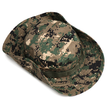 Unisex Camouflage Bucket Boonie Hats Multicam Tactical Airso