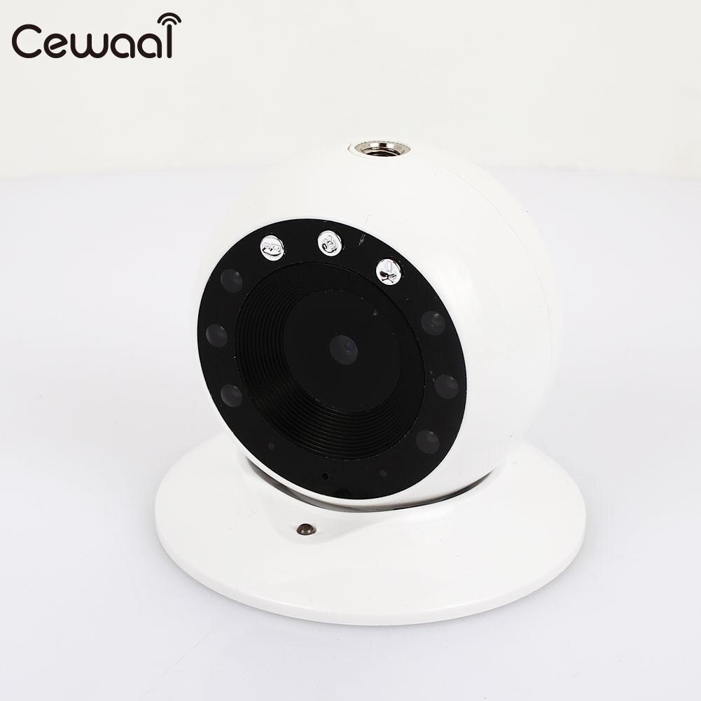 Cewaal Sports DV 60 Degree 720P White Video Recording DVR Stable Wrestling Camera