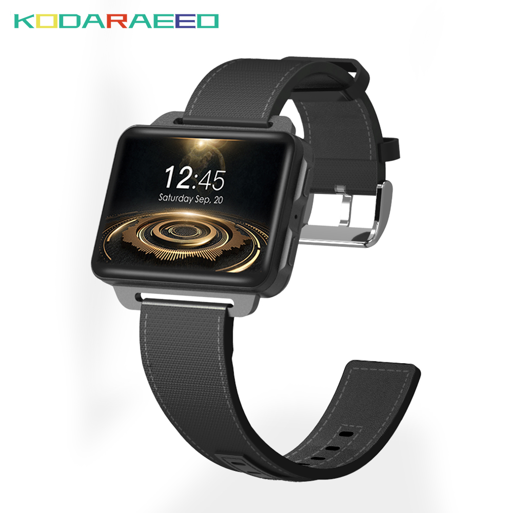 DM99 3G Smart Watch 1200mAh Battery 1GB/16GB Quad Core smart watch phone 2.2 IPS Heart Rate Monitor Camera Wifi GPS for Android s6 5 ips hd mtk6589 smartphone 1gb 16gb 13 0mp android 4 2 3g gps