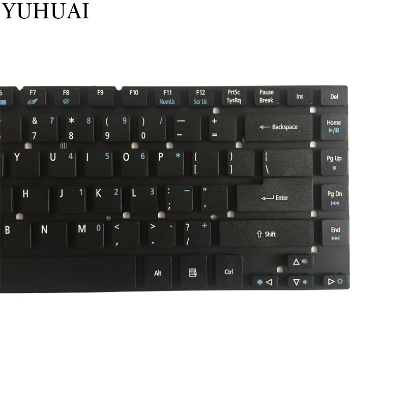 New Acer Aspire E5-411G E5-421 E5-421G E5-471 E5-471G Keyboard Spanish Teclado