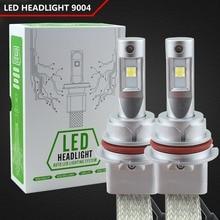 1 conjunto de 80 W 10000LM 6000 K G8 9004 H1 H3 H4 H7 H11 9005 9006 9007 880 H13 auto 6 s led farol R4 led farol do carro conduziu a lâmpada do Bulbo