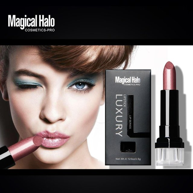 Nuevo Maquillaje de la Llegada A Prueba de agua de Larga Duración Lápiz Labial Maquillaje Estilo Vampiro Negro Uva Púrpura brillo de Labios Mágico S9