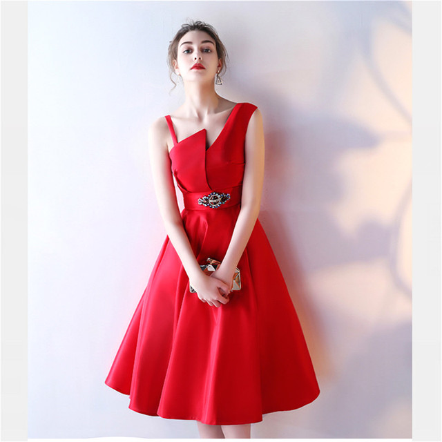 Free Shipping 2017 New Arrive Fast Shipping Short Cocktail Dresses