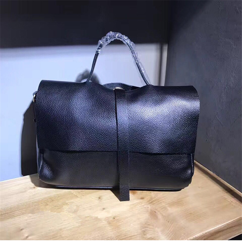 Original Designer women Genuine Leather handbags female boston tote bag shoulder messenger bags Ladies cowhide bucket hand bags qiaobao 100% genuine leather women s messenger bags first layer of cowhide crossbody bags female designer shoulder tote bag