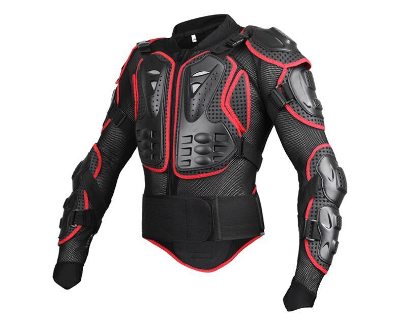 Livraison gratuite nouvelle arrivée moto professionnelle protecteur veste armure motocycliste corps protecteur CE motocross armure veste