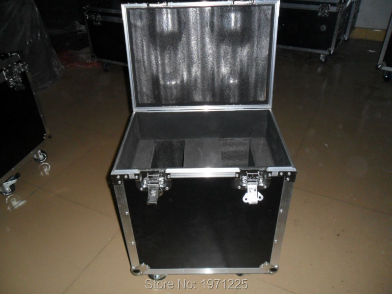 Flight case with 2pcs LED Wash Zoom Moving Head Light 36x15W RGBWA moving head 36x15w dj lights moving heads besh besh be061ewijg36