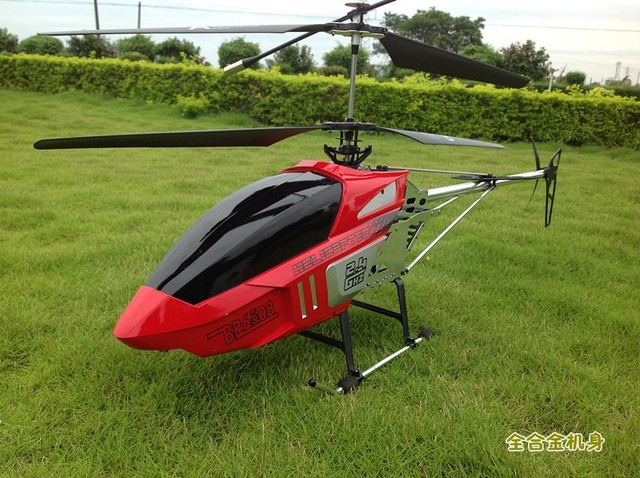 Hot Sale Super Big 130CM 24G 35CH Rc Profession Quadcopter Drone Double Blade RC Helicopter With Camera Best Gift Toy