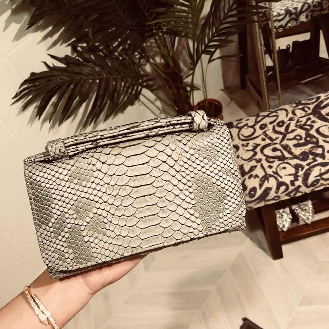 HIGHREAL крокодиловый узор Кожаный клатч женская воловья кожа дневной клатч сумочка плечевой мешок Прямая доставка