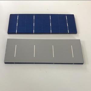 Image 3 - ALLMEJORES 40 pièces 156mm * 52mm cellule solaire polycristalline 1.4 w/pièces a grade pour bricolage 50W panneau solaire donner Tabbing wire Flux pen