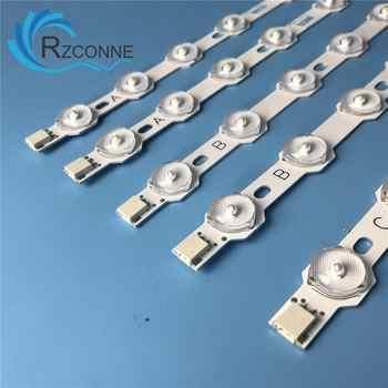 LED Backlight  strip For VES400UNDS-03  VES400UNDS-01 40PFL3008H/12 40PFL3008K/12 40PFL3018K/12 LT-40TW51 40L3453DB 42hxt12u - DISCOUNT ITEM  0% OFF All Category