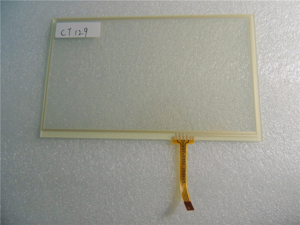 original new Display 7 inch touch screen KDT-5352 original touchpad for Section SyncView HMI touch screen weinview tk6070ip touch screen 7 inch hmi 800 400