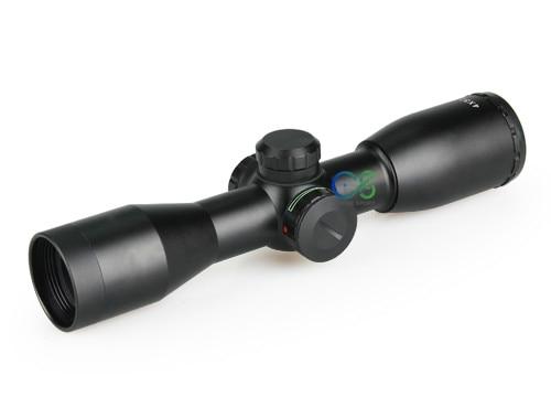 Ppt nova chegada 4x32 rifle scope caça