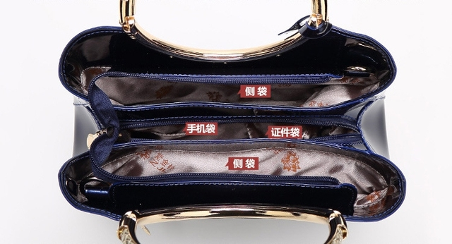 New 2017 Women Bag Handbag PU Leather Candy Color Female Handbags Popular Elegant Ladies Fashion Bags