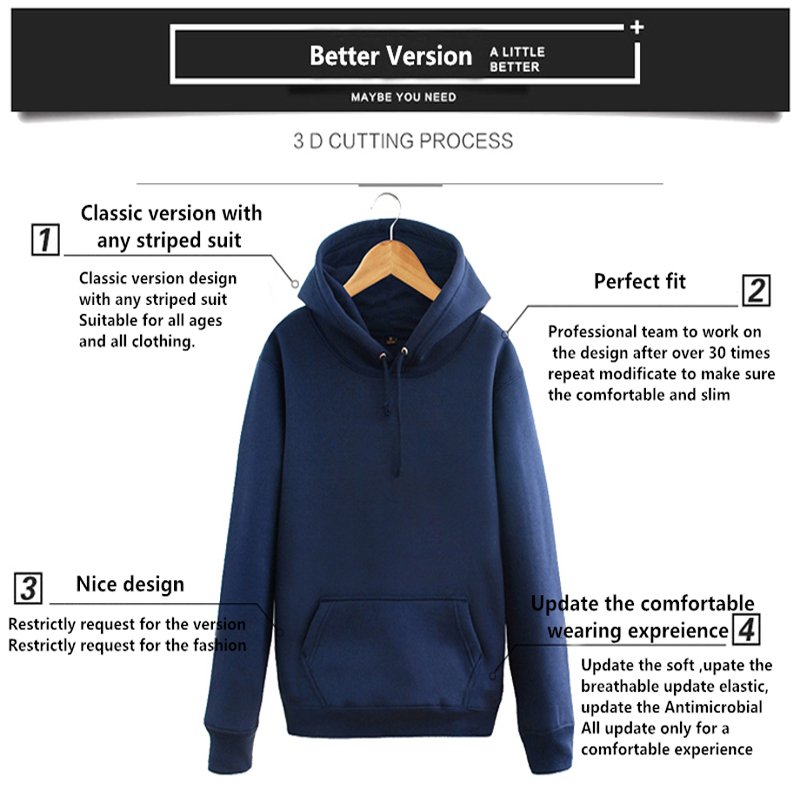 Doctor Who Hoodies Herren Tardis Call Box Pullover Sweatshirts Gedruckt Frauen Mit Kapuze trainingsanzug Winter Fleece Blau Große Größe Jacken - 2