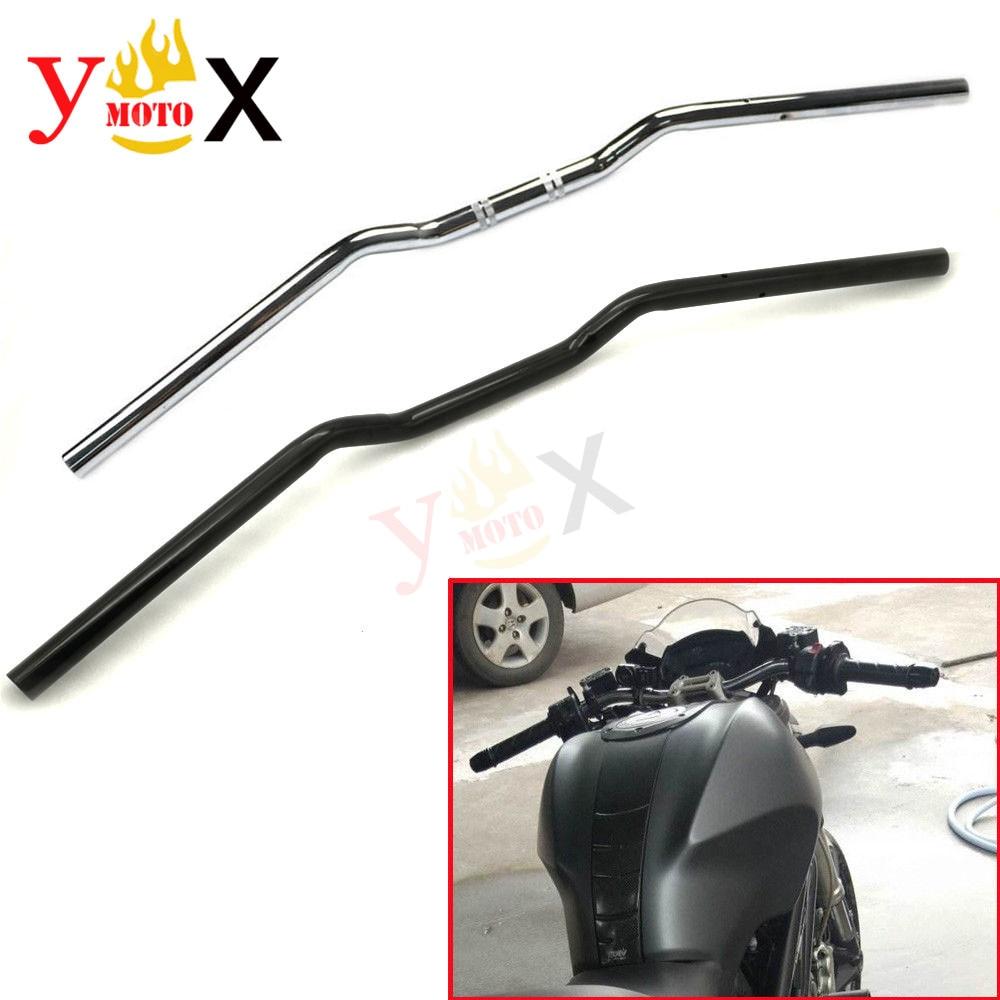 Motorcycle Black 22MM 7/8