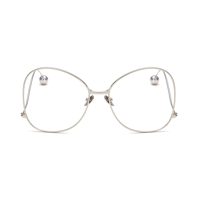 Vrouwen Cool Optics Spiegel Zonnebrillen Brillen New Fashion Retro - Kledingaccessoires - Foto 5