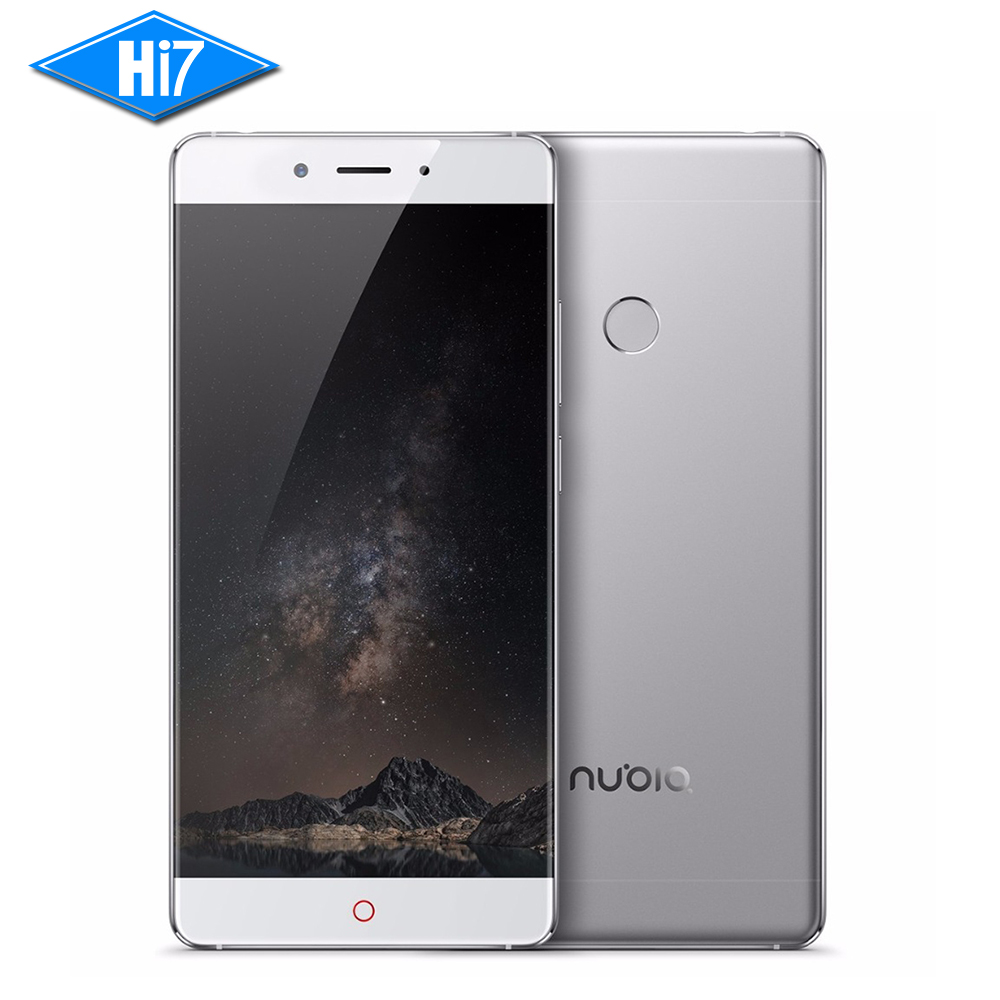 "New ZTE NUBIA Z11 NX531J Borderless Mobile Phone Photography 5.5"" Snapdragon 820 4GB/6GB RAM 64GB/128GB ROM Fingerprint NFC"