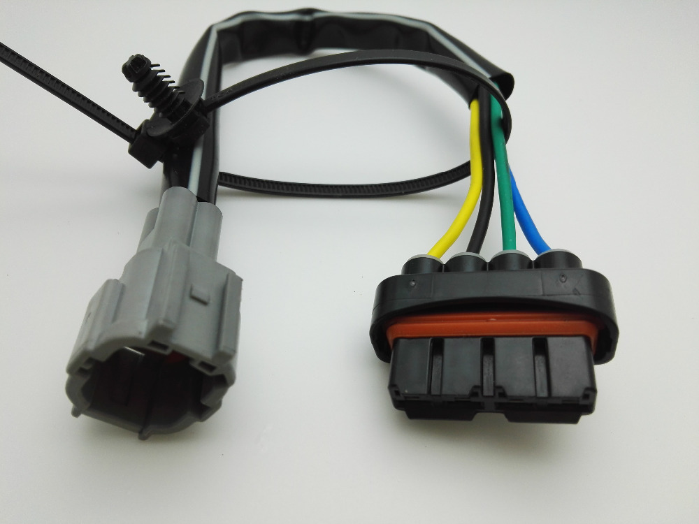 US $13.29 5% OFF|Car Electronic fan motor radiator fan motor wiring on