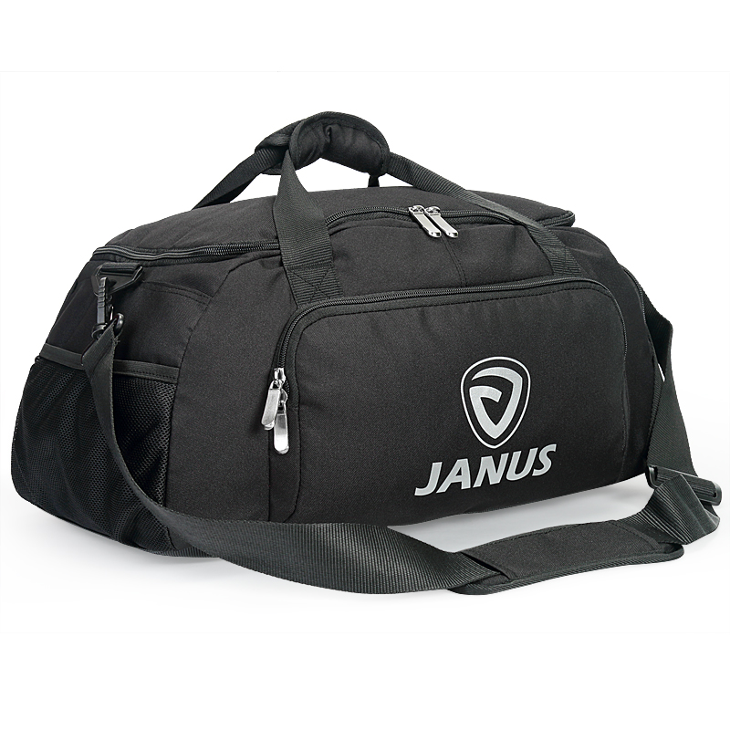 JANUS Sports Gym Bag Training Fitness Shoulder Bag With Shoes Pocket Yoga Racket Handbag ...