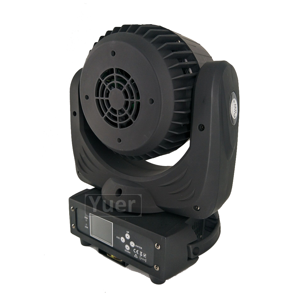 4Pcs/Lot 19x15W LED Moving Head Zoom Beam Wash Light LED 6-15 Degree Beam Zoom Stage Lighting Music DJ Disco Equipment