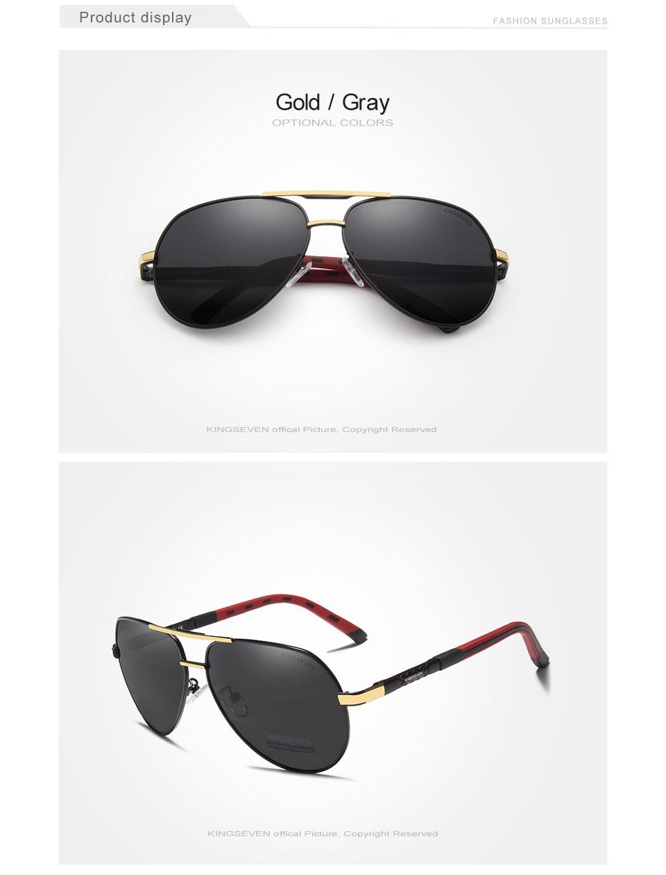 HTB1GY4jbyfrK1RjSspbq6A4pFXaz 7-Day Delivery GIFTINGER Vintage Aluminum Polarized Sunglasses Brand Sun glasses Coating Lens Driving EyewearFor Men/Wome N725