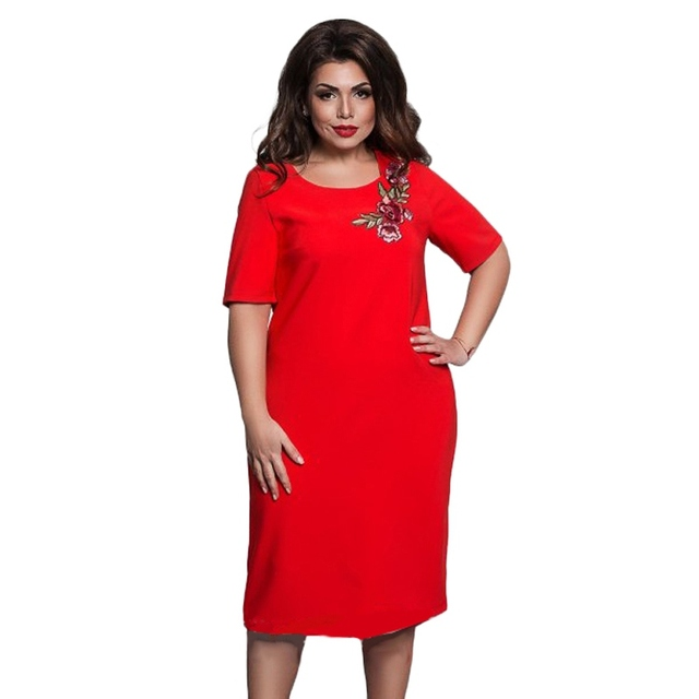 Large Size Dresses