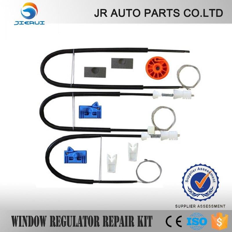 FOR RENAULT LAGUNA MK 2 II ELECTRIC WINDOW REGULATOR REPAIR KIT FRONT RIGHT (UK DRIVER SIDE)  OSF