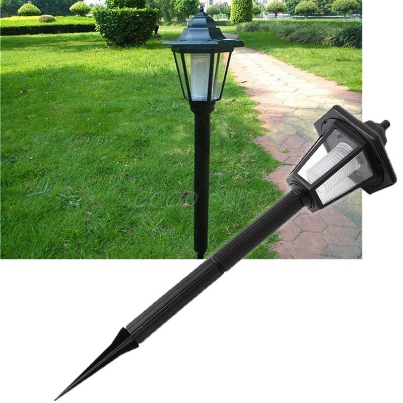 Наружный светодиодный светильник на солнечной энергии, настенный светильник для садового забора