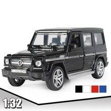 1:32 g65 diecast in metallo da auto toys scala tirare indietro in lega di simulazione cars acustoottico auto modello cars regalo di compleanno