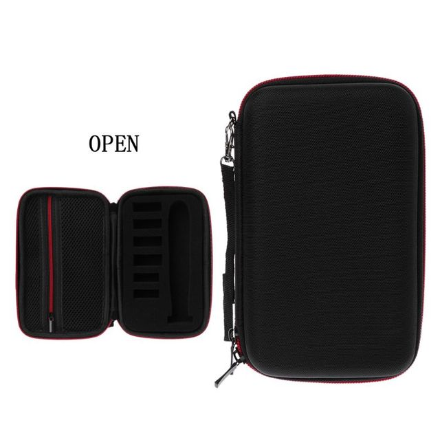Protective Box Case Pouch EVA Zippered Travel Bag for Philips OneBlade Trimmer Shaver Accessories