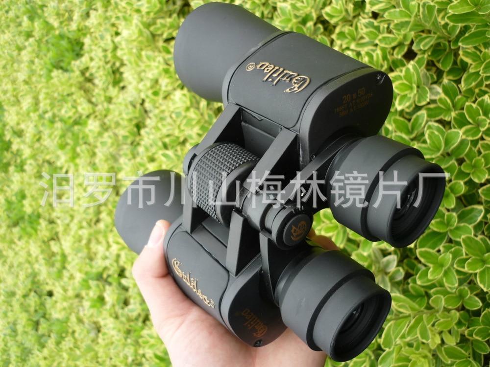 WHole Sale 20pcs/lot 20X50 binoculars big large field of