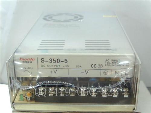 [ZOB] Heng Wei 5V50A S-350-5 switching power supply [zob] heng wei switching power supply t 50d 3pcs lot