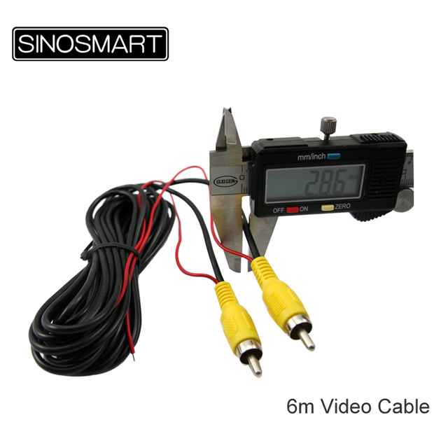 Sinosmart In Stock High Quality 100% Copper Video RCA Cable with ...