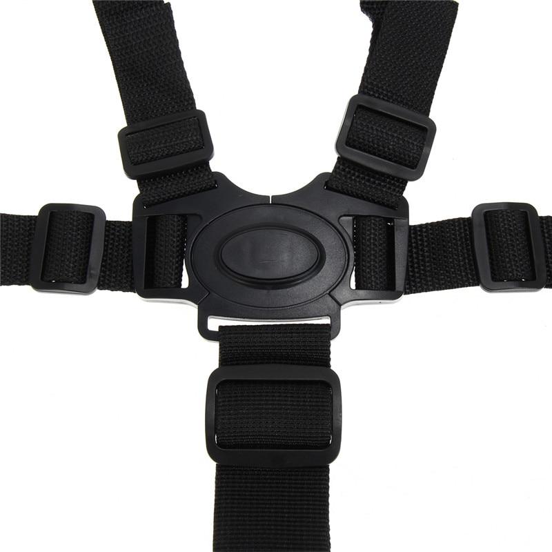 5 Point Harness Kids Safe Belt Seat For Stroller High Chair Pram ^F