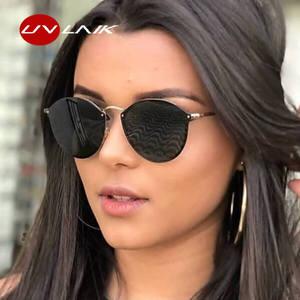 c6ec865c308 UVLAIK 2018 Luxury Sun Glasses Retro Brand Designer uv400