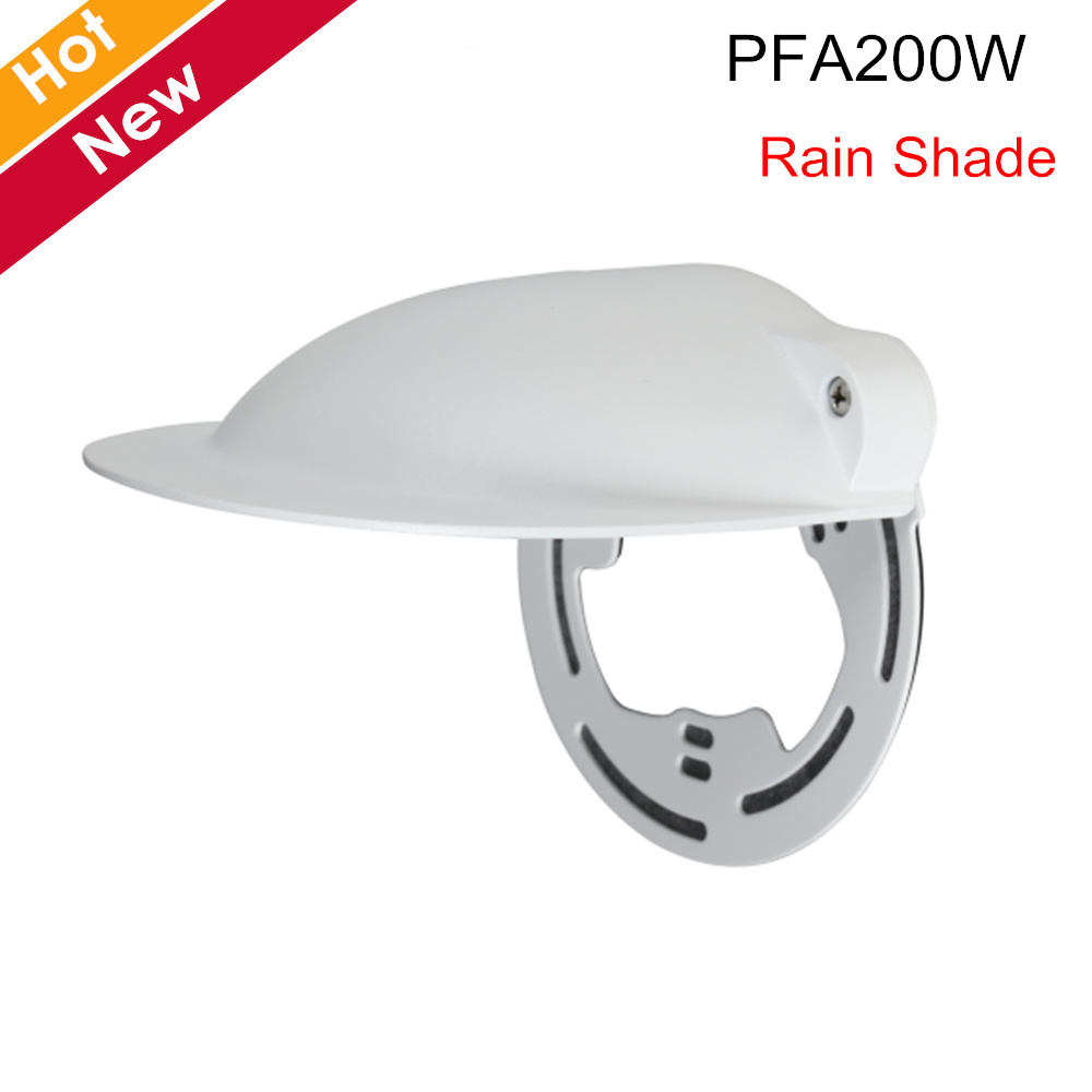 Dahua PFA200W Aluminum Rain Shade Of Dome Camera Neat Integrated Design Camera Mounts Camera Accessories