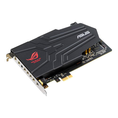Used,ASUS ROG Xonar Phoebus Game sound card(not full new),100% tested good цена