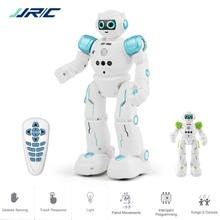 JJRC R11 Educational Robot Toy Intelligent Programmable Walking Music Dancing Combat Defender Robo Kids Robotica Kit Rc