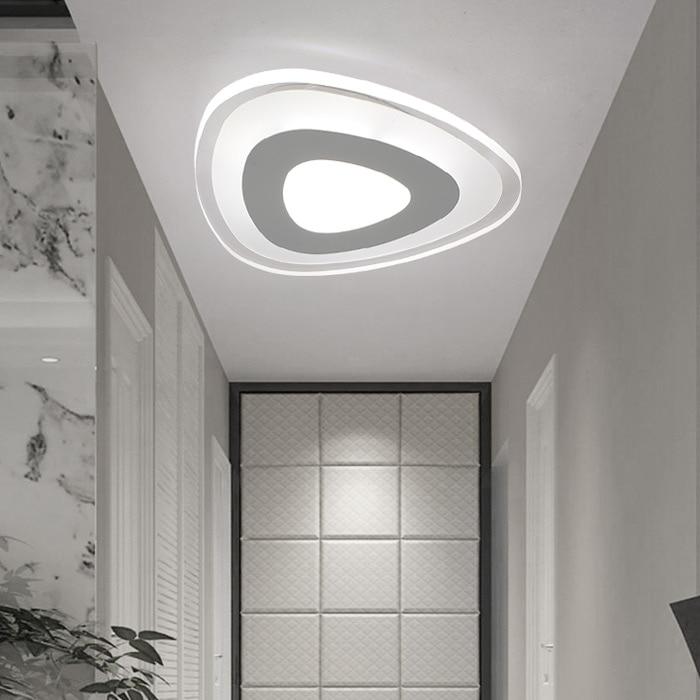 12W Llambë tavanesh me dritë moderne Dritat e dhomës së gjumit - Ndriçimit të brendshëm - Foto 2