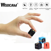 Wsdcam SQ11 HD Mini Camera IP Small Cam 1080P Sensor Night Vision Camcorder Micro video Camera DVR DV Motion Recorder Camcorder(China)