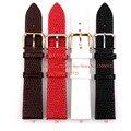 NOVA Ultra-fino Lagartos Grão Relógios Banda Tiras 12 14 16 18 20mm de aço Inoxidável pin dployment fecho Pulseiras de relógio Diy livre ferramentas