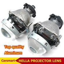 3,0 Zoll Bi Xenon D2S Hella Scheinwerfer Projektor-objektiv Aluminium Auto Hid Scheinwerfer Ändern Reflektor Hohe abblendlicht