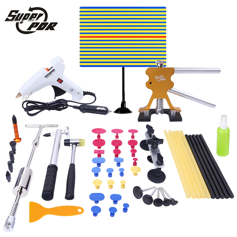 PDR Tools Car Paintless Dent Removal Tools High Quality Slide Hammer Dent Puller Tabs Auto Body