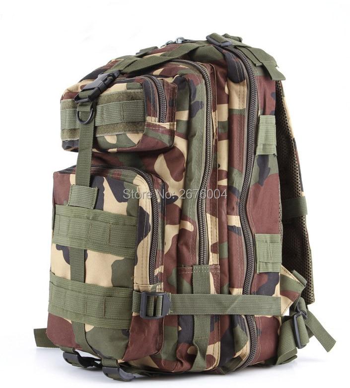 Multifunctional High Quality 3P Tactical Nylon Backpack Sport Travel  Rucksack Camping Hiking Trekking Bag Large Capacity 98b7d604aa