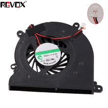 New Laptop Cooling Fan for HP DV4-1000 CQ40 CQ45 For Intel P/N SPS-486844-001 7J09A4 AB7205HX-GC1 DFS551305MC0T Cooler cq40 non integrated motherboard for h p laptop cq40 gm45 gm40 518147 001