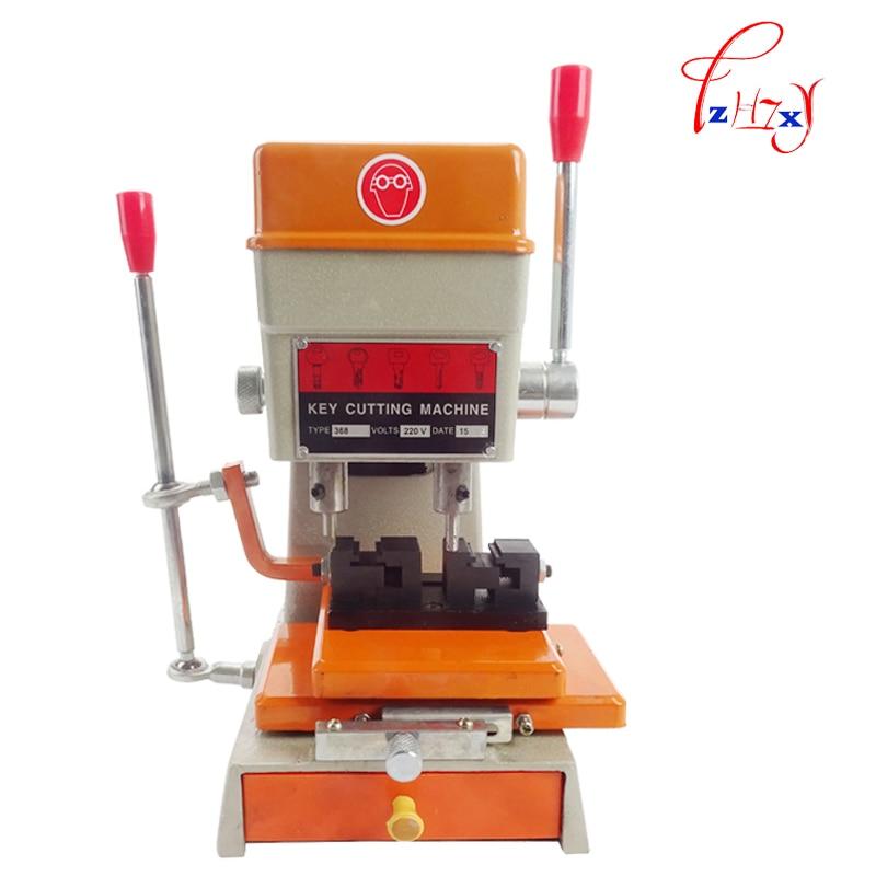 368A Vertical Key Cutter Defu Key Cutting Machine For Duplicating Security Keys Locksmith Tools Lock Pick Set 220v/50hz  цены