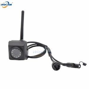 Image 2 - HQCAM wodoodporna zewnętrzna kamera IP66 720P HD Mini Wifi IP wykrywanie ruchu noktowizor karta SD obsługa androida iPhone P2P Camhi