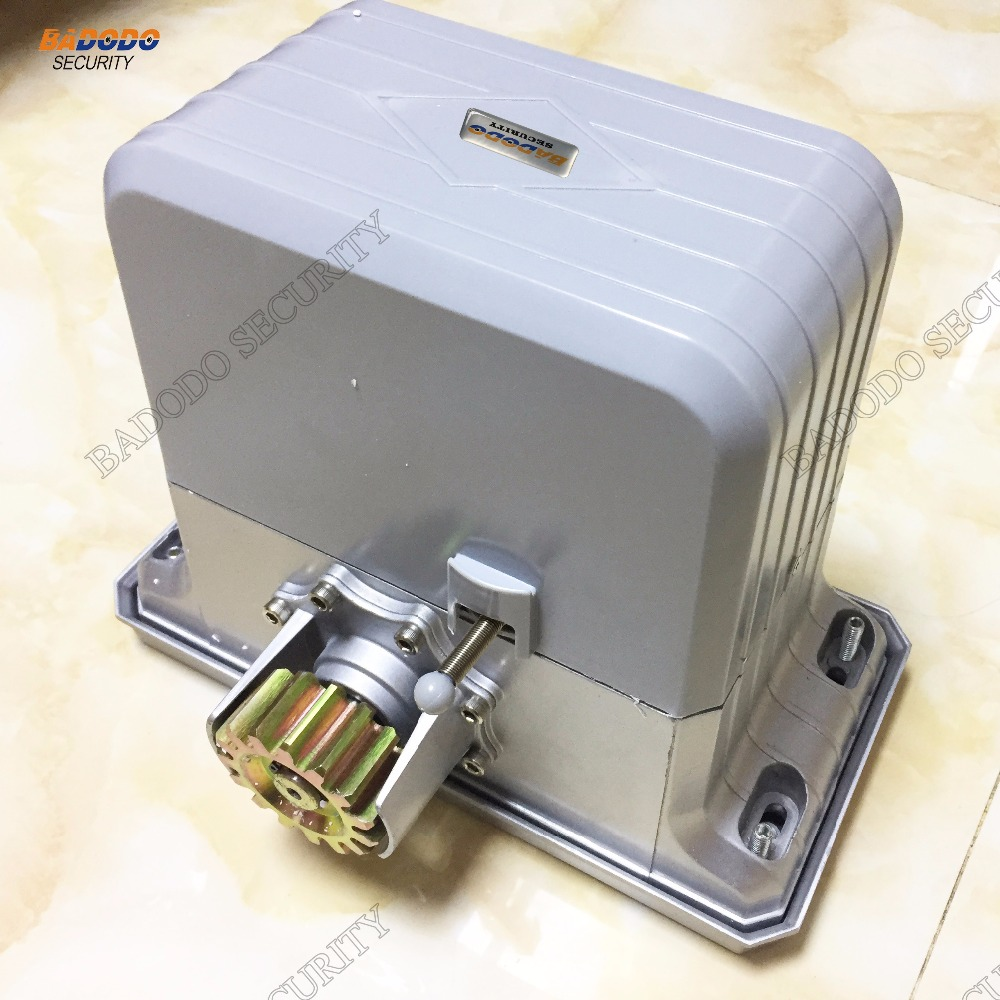 Dhl free to europe sliding gate opener automatic warm up for Sliding gate opener motor