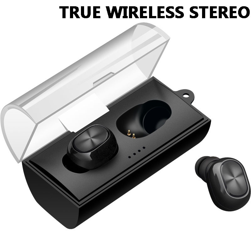 new year 2018 wireless earbuds tws bluetooth kulakl k. Black Bedroom Furniture Sets. Home Design Ideas